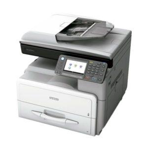 Imprimante-Multifonction-noir-et-blanc-ricoh-mp301sp-mp301spf